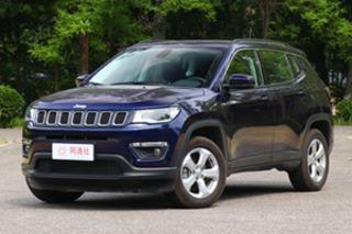 独特的调性亲民的价格 测试Jeep指南者 1.3T