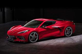 全新一代科尔维特Stingray发布 V8引擎+中置后驱