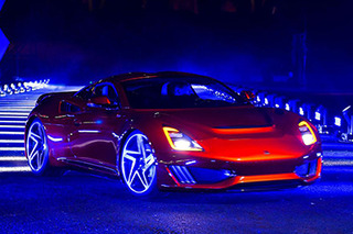 SALLEN Supercar to Made-in-China, Three New Cars Unveiled