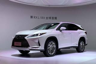 含6/7座版车型 雷克萨斯新RX/RX L预售39.9万起