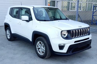 Jeep Renegade to unveil in Chengdu Auto Show