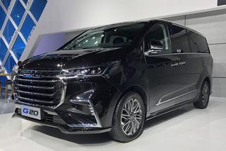 上汽MAXUS G20國六版上市 售18.68-28.98萬元
