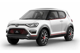 定名Rise/最快東京車展亮相 豐田推全新小型SUV
