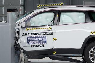 2019款Jeep自由光碰撞測試解析 乘員保護充分