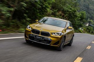"""一如既往是個""""型""""動派 試駕BMW X2 xDrive25i"""