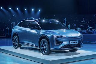 蔚来将为HYCAN提供交付服务 首款量产车年底发布
