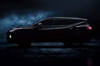 雪佛蘭全新中大型SUV定名開拓者 11月8日亮相