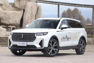 大五座智能旗舰SUV 一汽奔腾T99售14.99万起