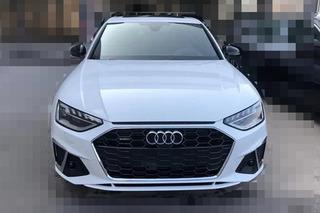 奧迪新款A4L實車曝光 外觀變化明顯/將明年上市