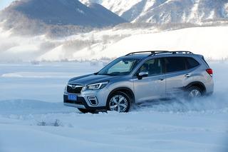 真是城市SUV中的冰雪之王?斯巴鲁SUV冬季试驾