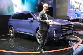 永恒中大型SUV EXEED星途VX或将于明年4月上市