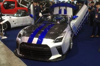 """日產GT-R推出敞篷版?看350Z如何變身""""戰神"""""""