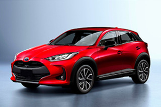 尺寸比C-HR小 豐田將在歐洲市場推出全新車型