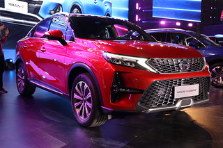 平民轎跑SUV再添新丁 傳祺GS4 Coupe有望3月上市
