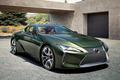 搭4.0T V8发动机 雷克萨斯LC F有望年内推出