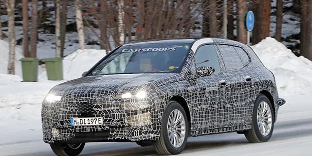 """宝马""""X5""""电动版明年发布 搭L3级自动驾驶系统"""