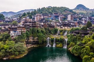 酉水河畔的繁華古鎮 別克寰行中國第三程Day2