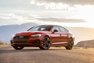 New Audi S5 Sportback official pic released