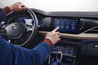 率先搭新款帕萨特 上汽大众智慧车联系统发布