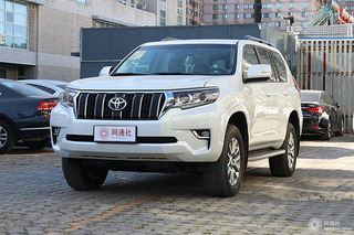 FAW Toyota Prado stops production
