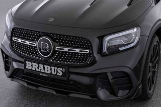 Official photos of Mercedes-Benz GLB Brabus released