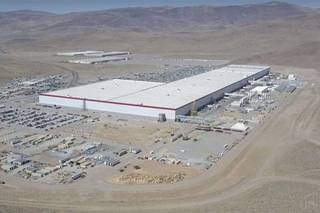 Construction of Tesla's second US factory has begun