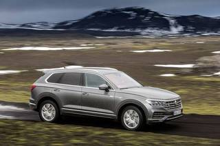 VW Touareg Last Edition bids farewell to V8 diesel