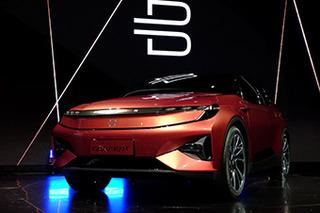 不只是豪华电动车 静态体验BYTON Concept