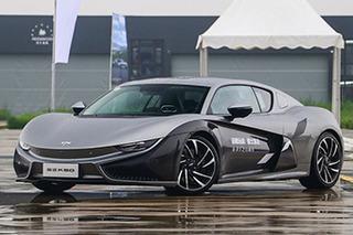 纯电动超跑前途K50今日上市 采用碳纤维车身