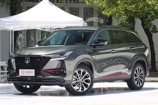 长安CS75 PLUS将本月16日预售 预计成都车展上市